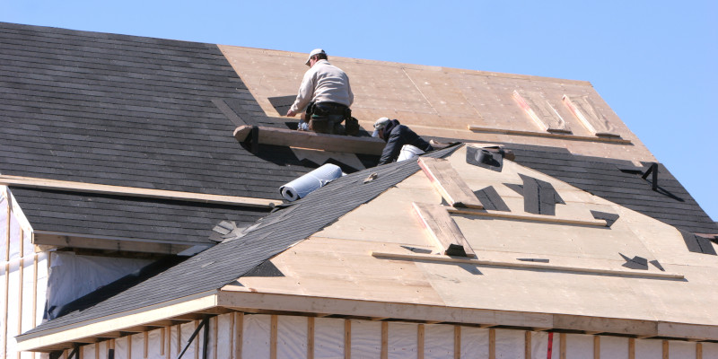 Roofing Contractor in Dunn, North Carolina