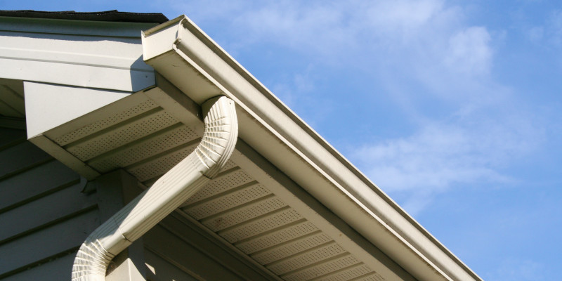 Gutters in Dunn, North Carolina