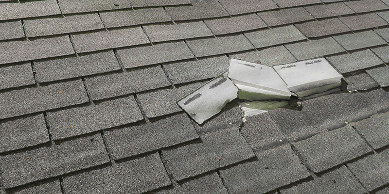 Has Your Residential Roofing Been Damaged by Wind? 3 Ways to Find Out.