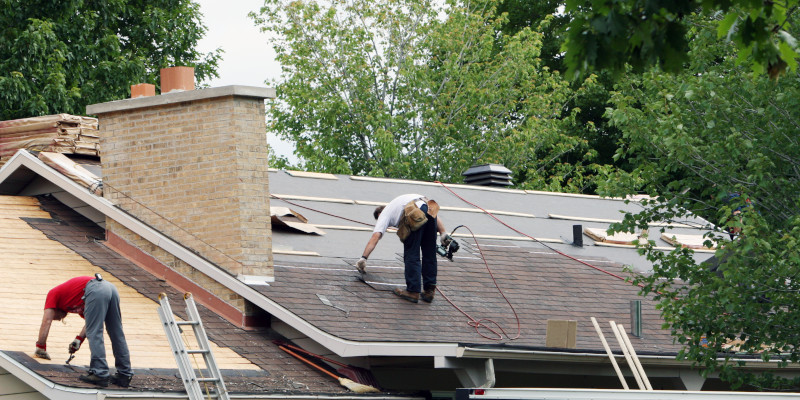 Roofing Installation in Raleigh, North Carolina