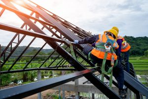 We Offer Top-Notch Service in Commercial Roofing