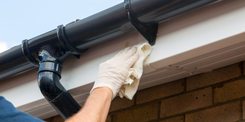 Gutter Replacement in Dunn, North Carolina